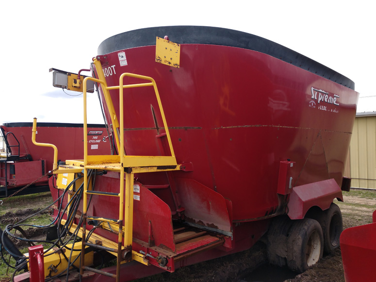 03435 Used Wagon Unit