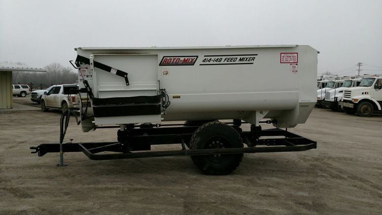Used Trailer Section